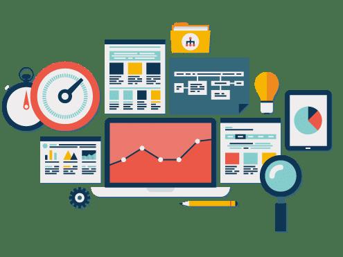 Sistemas Web - Cloud Market - Criação de Sites