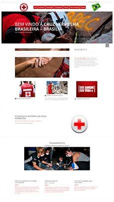 Criação de sites - Serviço de Design Gráfico - Brasília - CVBB