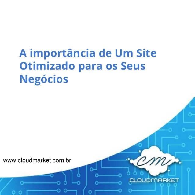 Criação de Sites Otimizado para sua Empresa