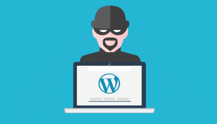 segurança no wordpress
