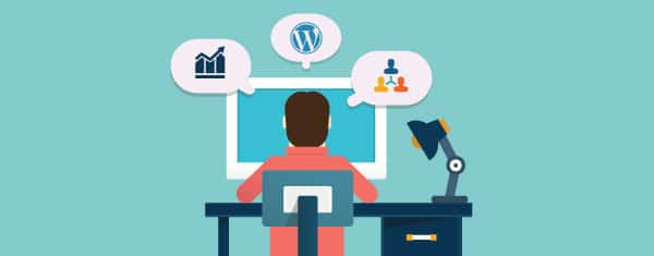 sites empresariais - wordpress
