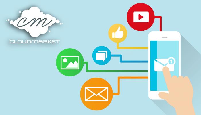 Marketing para Aplicativos - Cloud Market