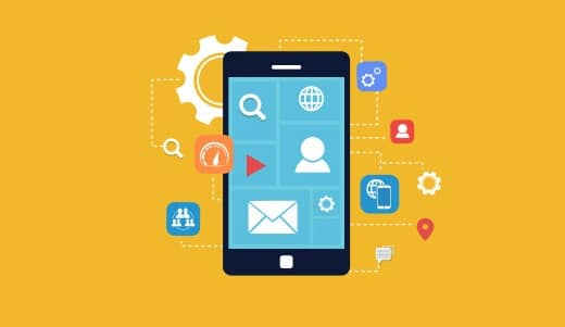 Criação de Apps Empresariais Android e IOS